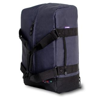 JWorld New York Duncan 22-inch 3-Way Weekender Duffel/Backpack