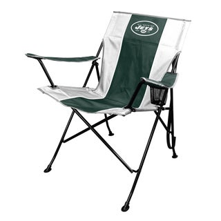 Jarden NFL New York Jets TLG8 Chair with Carrying Bag