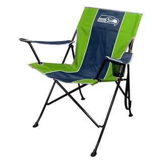 Jarden NFL Seattle Seahawks TLG8 Chair with Carrying Bag
