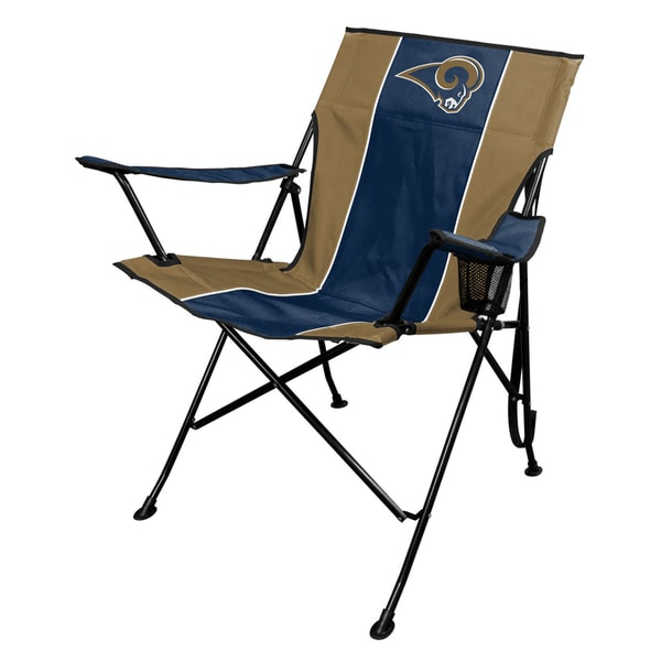 Jarden NFL St. Louis Rams TLG8 Chair with Carrying Bag