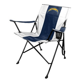 Jarden NFL San Diego Chargers TLG8 Chair with Carrying Bag