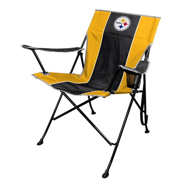 Jarden NFL Pittsburgh Steelers TLG8 Chair with Carrying Bag