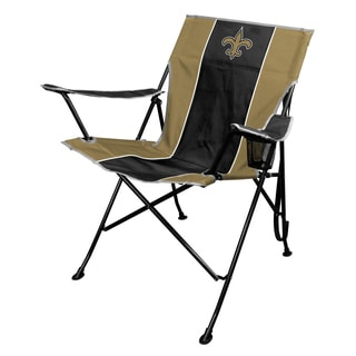 Jarden NFL New Orleans Saints TLG8 Chair with Carrying Bag