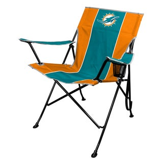 Jarden NFL Miami Dolphins TLG8 Chair with Carrying Bag