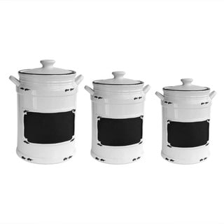 American Atelier Vintage 3-piece Canister Set