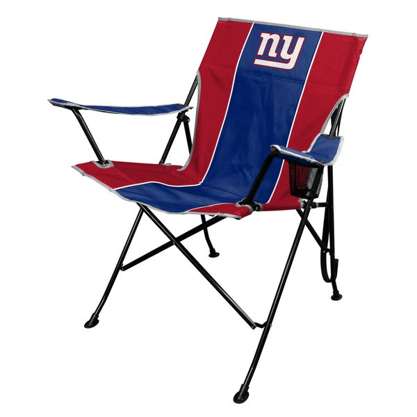 Jarden NFL New York Giants TLG8 Chair with Carrying Bag