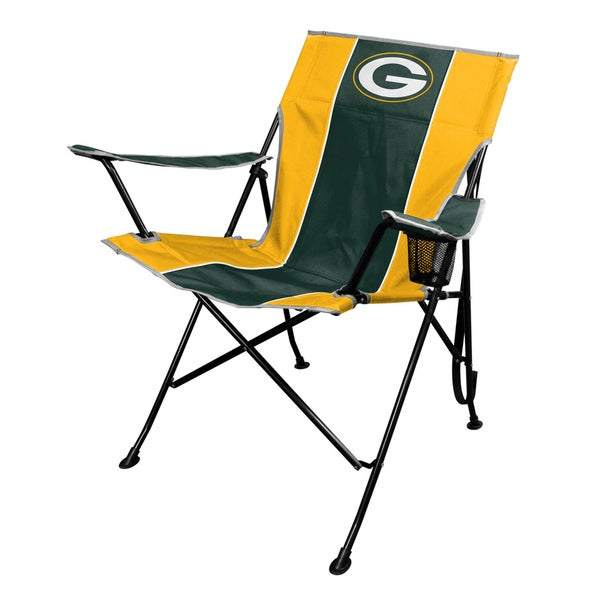 Jarden NFL Green Bay Packers TLG8 Chair with Carrying Bag