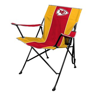 Jarden NFL Kansas City Chiefs TLG8 Chair with Carrying Bag