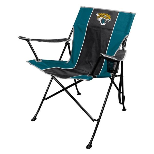 Jarden NFL Jacksonville Jaguars TLG8 Chair with Carrying Bag