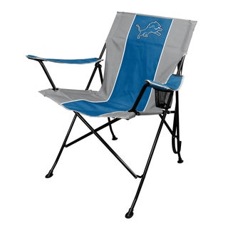 Jarden NFL Detroit Lions TLG8 Chair with Carrying Bag