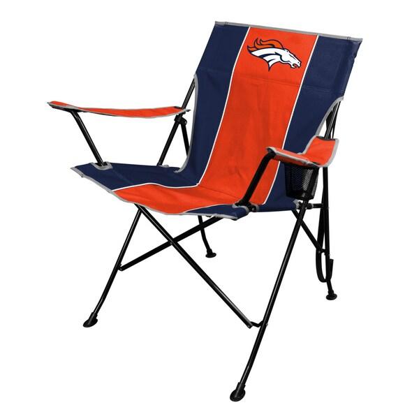 Jarden NFL Denver Broncos TLG8 Chair with Carrying Bag