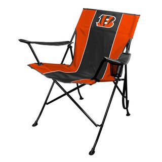 Jarden NFL Cincinnati Bengals TLG8 Chair with Carrying Bag