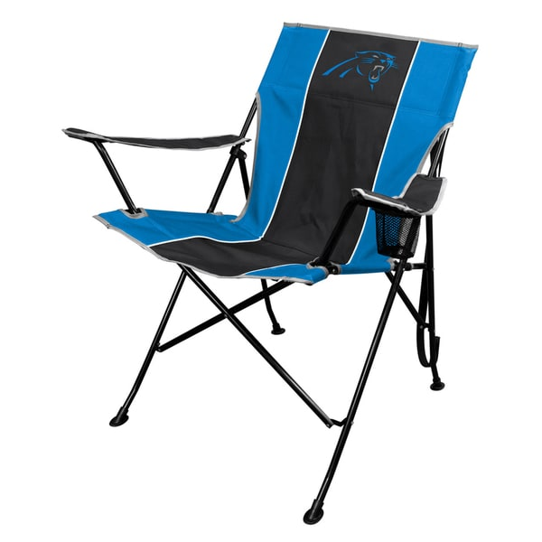 Jarden NFL Carolina Panthers TLG8 Chair with Carrying Bag