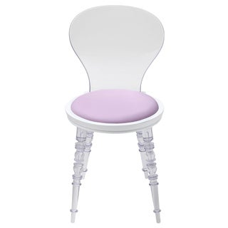 American Atelier Pink Nona Chair