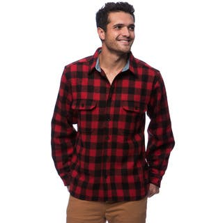 Woolrich Men's Wool Buffalo Shirt|https://ak1.ostkcdn.com/images/products/10095368/P17236865.jpg?impolicy=medium