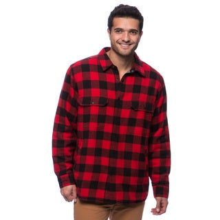 Woolrich Men's Oxbow Bend Plaid Jacket