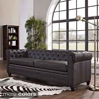 Vinyl Sofas, Couches U0026 Loveseats   Shop The Best Deals For Oct 2017    Overstock.com