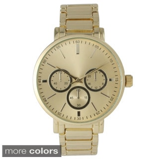 Olivia Pratt Women's Chronograph Boyfriend Watch