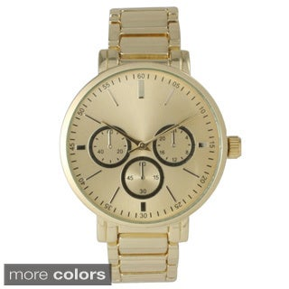 Olivia Pratt Women's Chronograph Boyfriend Watch