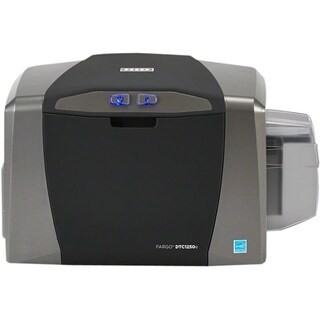 Fargo DTC1250e Dye Sublimation/Thermal Transfer Printer - Color - Des