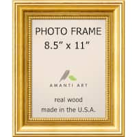 Townhouse Gold Photo Frame 12 x 14-inch