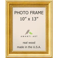 Townhouse Gold Photo Frame 13 x 16-inch