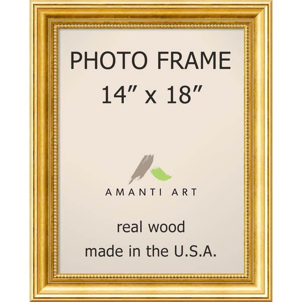 Gold Townhouse Photo Frame 17 X 21 Inch