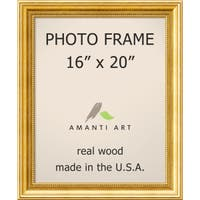 Townhouse Gold Photo Frame 19 x 23-inch