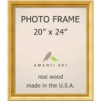 Gold Townhouse Photo Frame 23 x 27-inch