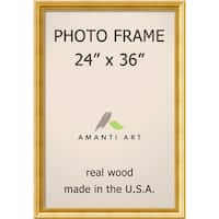 Townhouse Gold Photo Frame 27 x 39-inch