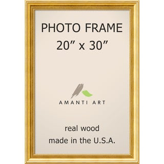 Townhouse Gold Photo Frame 23 x 33-inch