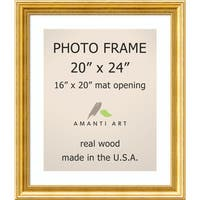 Townhouse Gold Photo Frame 23 x 27-inch