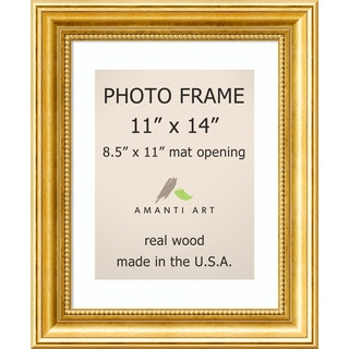 gold townhouse photo frame 14 x 17 inch