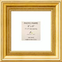 Townhouse Gold Photo Frame 11 x 11-inch