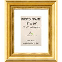 Townhouse Gold Photo Frame 11 x 13-inch