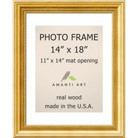 Townhouse Gold Photo Frame 17 x 21-inch