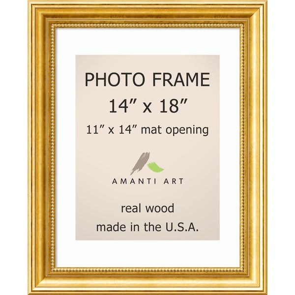 Shop Townhouse Gold Photo Frame 17 X 21 Inch On Sale Free