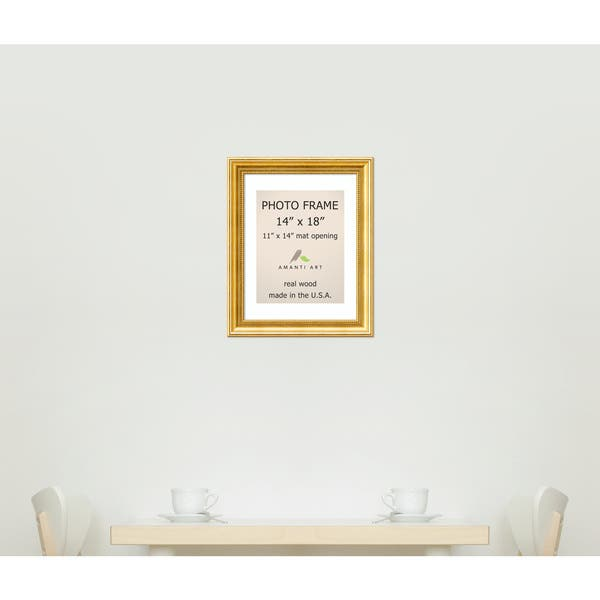 Townhouse Gold Photo Frame 17 X 21 Inch