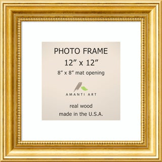 Townhouse Gold Photo Frame 15 x 15-inch