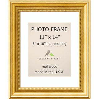 Townhouse Gold Photo Frame 14 x 17-inch