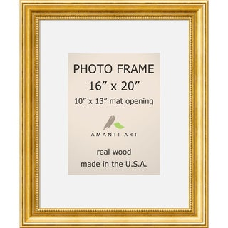 Townhouse Gold Photo Frame' 19 x 23-inch