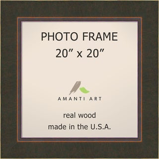 Milano Bronze Photo Frame 26 x 26-inch