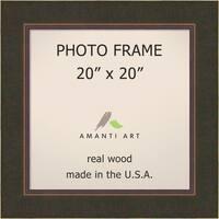Milano Bronze Photo Frame 26 x 26-inch