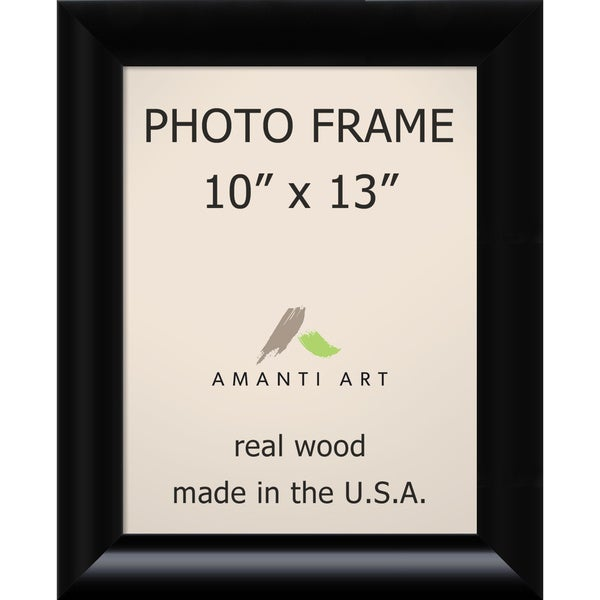 Steinway Black Photo Frame 13 x 16-inch