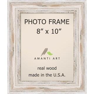 Alexandria Whitewash Photo Frame 11 x 13-inch