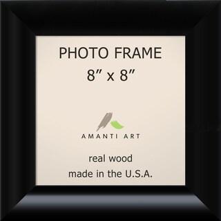Black Steinway Photo Frame 11 x 11-inch