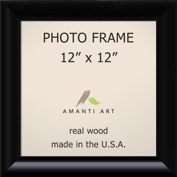 Shop Black Steinway Photo Frame 15 X 15 Inch Free Shipping Today