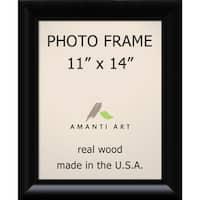 Black Steinway Photo Frame 14 x 17-inch