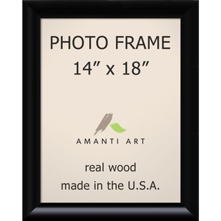 Black Steinway Photo Frame 17 x 21-inch