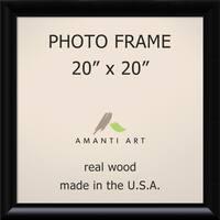 Steinway Black Photo Frame 23 x 23-inch